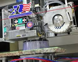 cnc machines for stone and glass industries