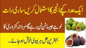 11 impressive health benefits of figs anjeer natural food series check details in urdu