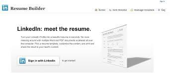 Resume Builder Sign In Siebel Developer Sample Resume
