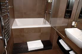 Fabulous Small Soaking Tub Bathroom Soaking Tubs For Small Bathrooms With  Modern Small Square