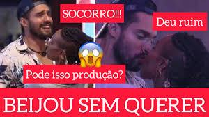 Karol Conka força beijo em Bill leva fora e não desiste / festa do líder  BBB 21 - YouTube
