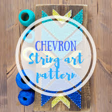 Printable Chevron Letters String Art Templates Letters Imaxinaria Org