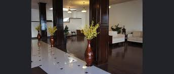 Downtown Los Angeles Apartment Rentals. The Huntington Lobby