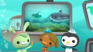 Creature Report  The Octonauts  YouTubeOctonauts Treehouse