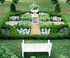 Small Picture Easy Care Formal Garden Plan