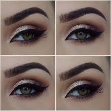 maquillage yeux beautiful colored eyes cute eyebrows eyeliner eyes eyeshadow gorgeous green eyes hazel eyes heart it love it lovely makeup maa pretty