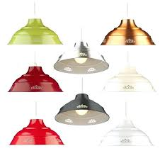 small metal lamp shades metal lamp shade retro lampshade coolie ceiling light pendant home ideas