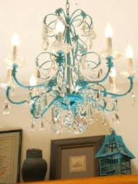 brass chandelier makeover makeovers turquoise redo easy ideas for old crystal and polished brass chandelier makeover