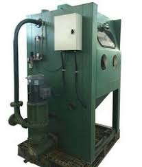 Wet Blasting Machines - Wet Blast Machine Manufacturers & Suppliers