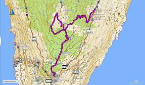 Ein kostenloser bustransfer pro fahrt zu jeder anderen stadtlinie, gültig innerhalb der nächsten 90 minuten nach der ersten validierung der karte. La Palma Trekking Wandern Bergsteigen