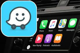 Download the vector logo of the waze brand designed by in adobe® illustrator® format. How To Use Waze On Carplay To Replace Apple Maps Osxdaily