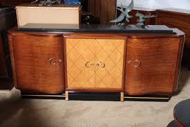furniture deco. Chrome, Leather And Glass Were Important Materials In Art Deco Designs. Furniture