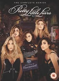 Pretty Little Liars Season 1-7 (DVD) Troian Bellisario, Ashley Benson, Lucy  Hale
