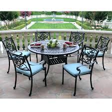 7 piece patio dining set. 7 Piece Patio Dining Sets Clearance Set Round Interior