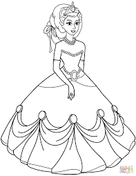 Disney Princess Coloring Pages Free To Print Pdf With Fattkay