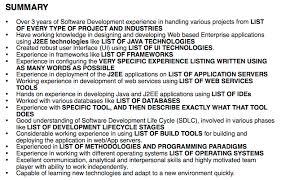 Python Developer Resume Interesting The Worst Developer Resume In The World DZone Agile