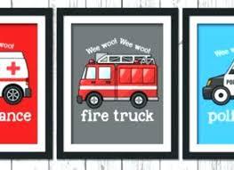 fire truck wall decor fire truck wall decor firetruck wall art kids firefighter wall fire truck fire truck wall decor