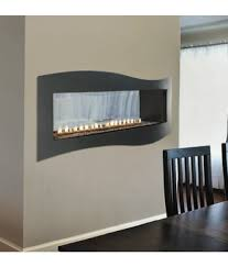 empire boulevard series vent free linear see thru fireplace 48