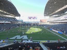 Amazing Stadium Design Review Of Investors Group Field