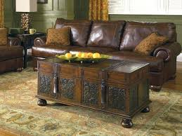 storage chest coffee table coffee table rustic wooden chest trunk storage blanket box antique storage chest