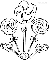 Coloring Pages Lollipop Coloring Pages Trending Now Bing Fashion