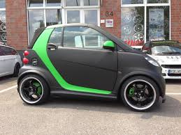 Smart fortwo 451 turbo Driver Life