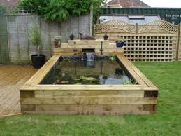 Small Picture raised garden ponds Google Search Backyard Pinterest