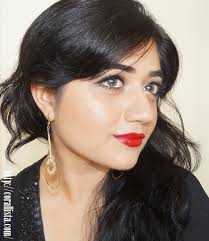video tutorial clic red lips makeup