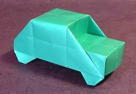 Foldable Paper Car Origami Cars Page 1 Of 2 Gilads Origami Page