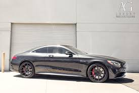 AG Luxury Wheels - Mercedes-Benz S63 AMG Coupe Forged Wheels