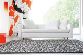 ligne pure vitalize  hi  lo textured rug from the ligne