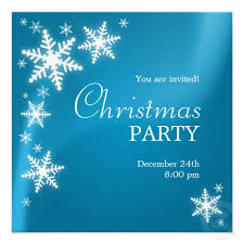 party invitations christmas party invitation template holiday   christmas party invitations templates stars blue background