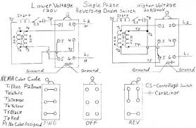 dual voltage single phase motor wiring diagram diagram diagram dual voltage single phase motor wiring diagram