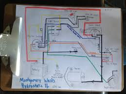 the m wards hydrostatic 16 project Montgomery Ward Tractor Horse at Montgomery Ward 15 Tractor Wiring Diagram