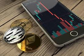 Crypto Coins With Iphone Candlestick Chart Free Image Download