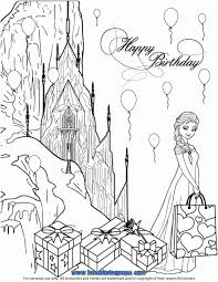 Small Picture Frozen Coloring pages ice castle taken from the movie Frozen