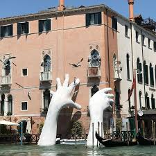 Image result for Giant Hand Sculptures Around The World