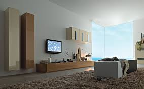 modern tv wall unit. Unique Unit On Modern Tv Wall Unit L