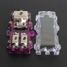 two way auto car fuse box holder with cover high quality vehicle 6 way consumer unit at 2 Way Fuse Box