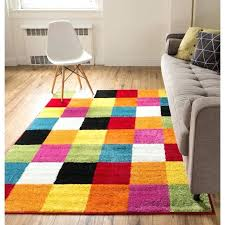 colorful geometric rug medium size of solid color area rugs c and cream rug modern orange rug multi colorful geometric rugs