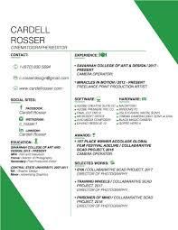 Resume Www Cardellrosser Com