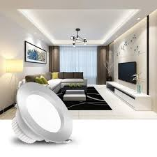 Elektroinstallation 5w Aluminium Decke Downlamp Runde Blendschutz