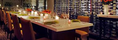 Private Dining Room Chicago