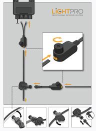 Plug And Play Outside Lights Lightpro 12v Professional Outdoor Lighting System Lightpro