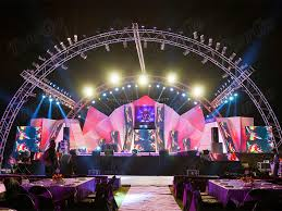 diy portable stage small stage lighting truss. TourGo Party DJ Aluminum Stage Lighting Truss Arch / Ladder Triangular Square Shape Diy Portable Small