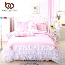pink duvet sets pink bed