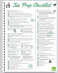 tax preparation checklist excel handy printable tax prep checklist from hrblock finance for