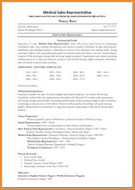 Medical Sales Resume Examples 60 Medical Sales Resume Emails Sample Equipment Representative Exam 37