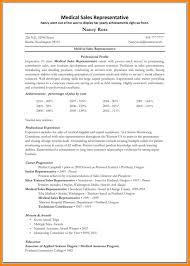 Medical Sales Resume Examples 60 Medical Sales Resume Emails Sample Equipment Representative Exam 37