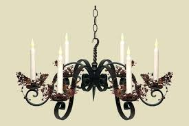 chandelier candle covers with candles black silver chandelier candle covers